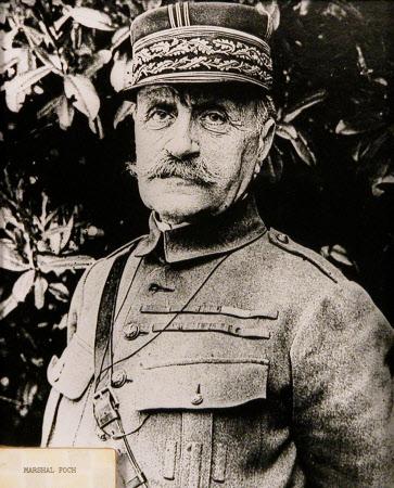 Marshall Ferdinand Foch (1851-1929)