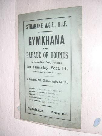 Gymkhana catalogue