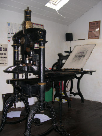 Albion press