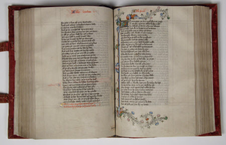The Leconfield Chaucer