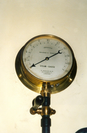 Steam gauge