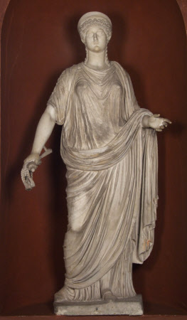 Possibly Agrippina the younger (d.59) as Ceres