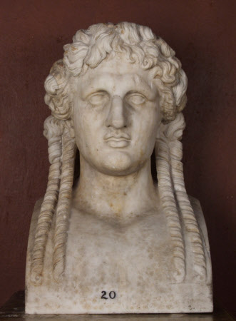 Terminal Bust of Apollo