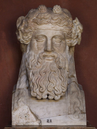 Term of the Bearded Dionysos