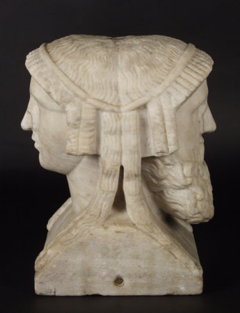 Double Terminal Heads of Dionysos and Ariadne