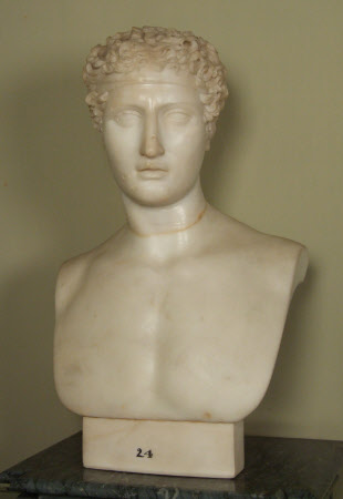 Head of a Greek Athlete