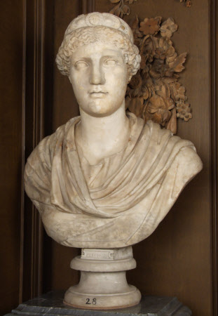 Portrait Bust of a Woman (called Cleopatra)