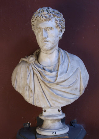 Portrait Bust of a Roman
