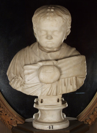 Bust of a Boy with a Bulla