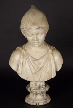 Head of a Boy with a Cap