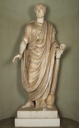Statue of a Roman