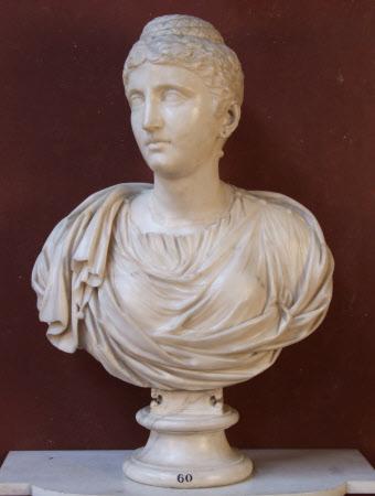 Empress Anna Galeria Faustina the elder (d.141)