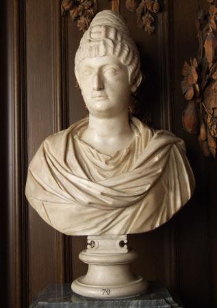 Empress Anna Galeria Faustina the elder (d.141 AD)