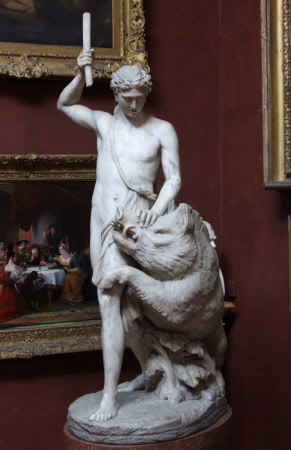 Adonis and the Boar