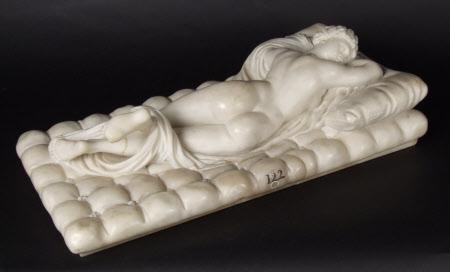 The Sleeping Hermaphrodite (Borghese)