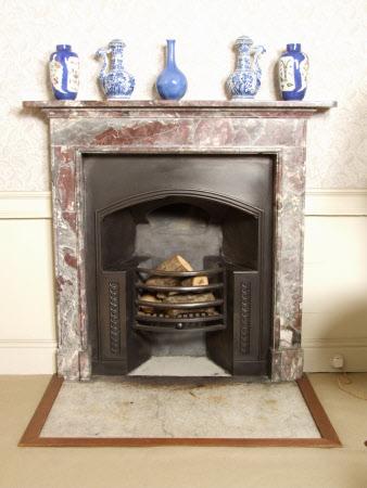 Chimneypiece, Belzamine Dressing Room, Petworth House