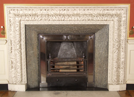 Chimneypiece, Red Room, Petworth House