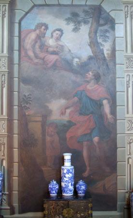 Prometheus deceives Jupiter over Sacrificial Offerings