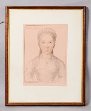 Grace Newport, Lady Parker (1515-1549) (after Hans Holbein the younger)
