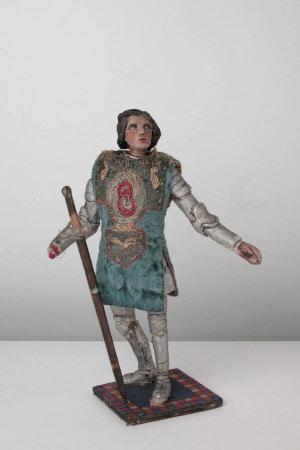Joan of Arc (c.1412-1431).