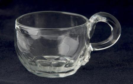 Custard glass