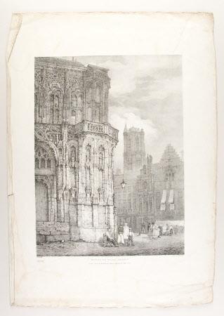 'Hotel de Ville, Ghent'
