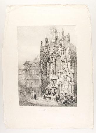 St Madon, Rouen