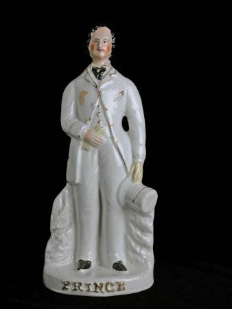 Probably Prince Albert, Prince Consort (1819-1861)