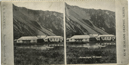 Hermitage, Mt Cook