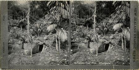 Kitinikau Coal Mine, Whangarei