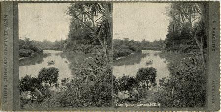 Pahi River Kaipara. N.Z.9