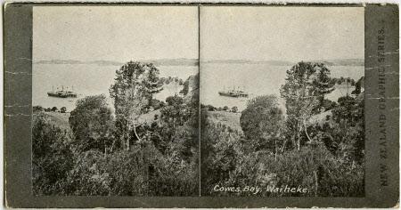Cowes Bay, Waiheke