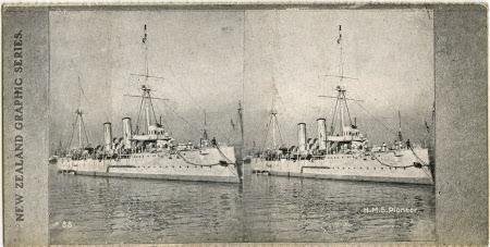 H.M.S. Pioneer