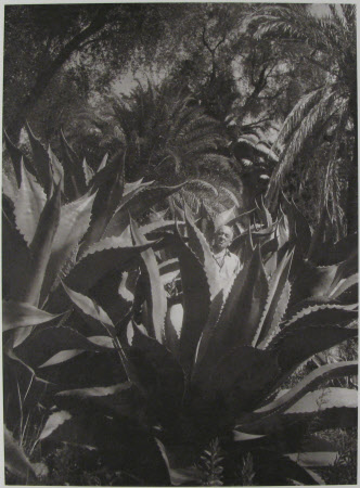 Robert Doisneau - Blais Cendrars - 1948
