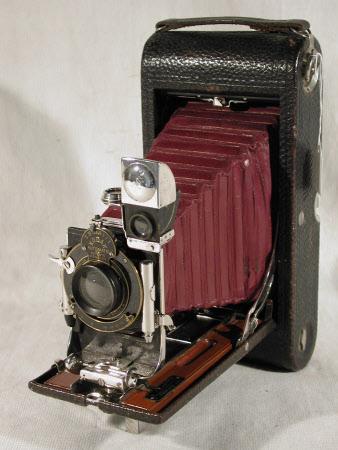 No. 3a Autographic, model B, serial no. 37051-A
