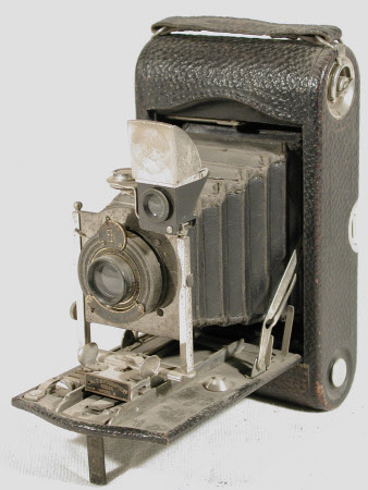 No. 3 Autographic Kodak special model G serial no. 86150