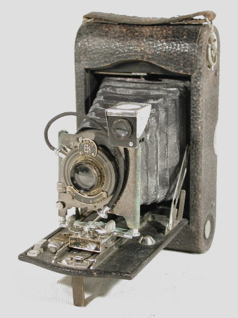 No. 3 Autographic Kodak special model H, serial no. 151161-R