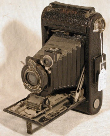 No 1 Autographic Kodak Jr, model A, serial no. 414526