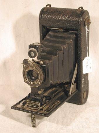 No 1 Autographic Kodak Jr, model A , serial no. 438531