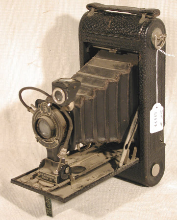 No 1 Autographic Kodak Jr, model A, serial no. 736947
