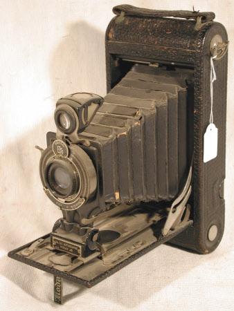 No. 2-C Autographic Kodak Junior, serial no.156064