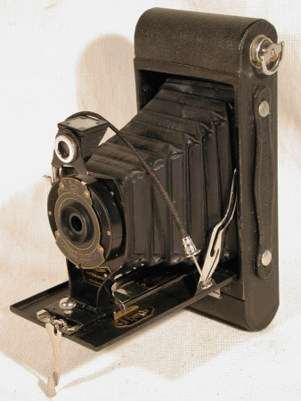 No. 2a Folding Autographic Brownie, serial no. 539159
