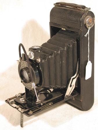 No. 1a Pocket Kodak, serial no. 36795
