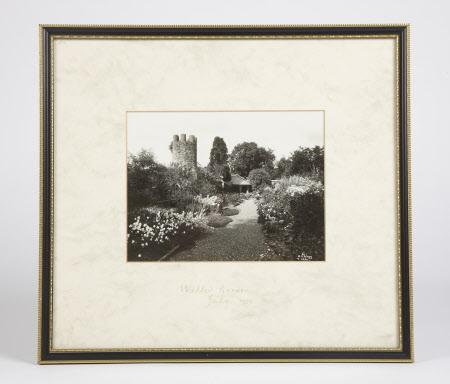 Walled Garden 1930