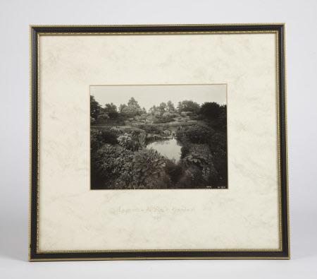 Approach to Rock Garden 1930