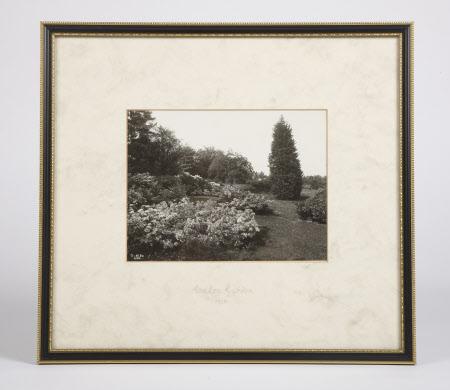 Azalea Garden 1930