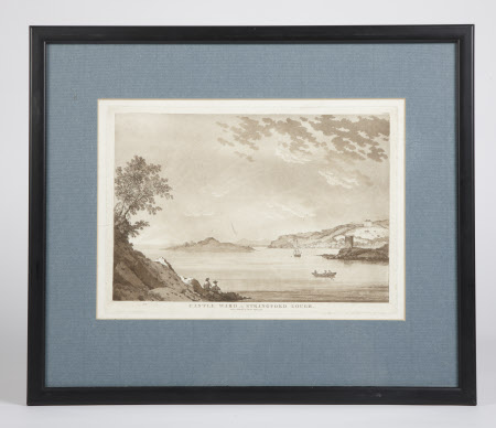 Castle Ward County Down on Strangford Lough:1794