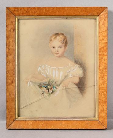 Augusta Ann Helen Dawkins, later Mrs Charles Langton