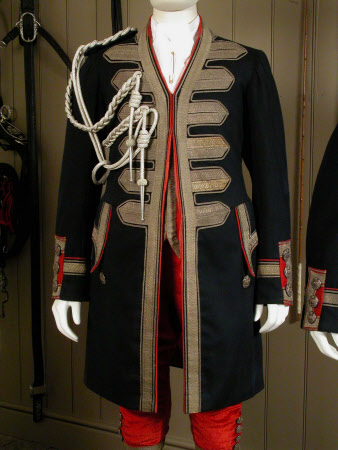 Coachman's coat
