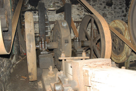 Patterson's Spade Mill © National Trust / Mervyn Robb